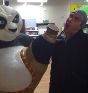 Panda Vs Stevie D
